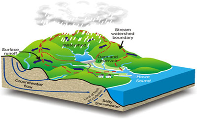 Watersheds and Aquifers 101