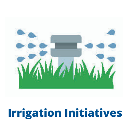 Irrigatioin Initiatives
