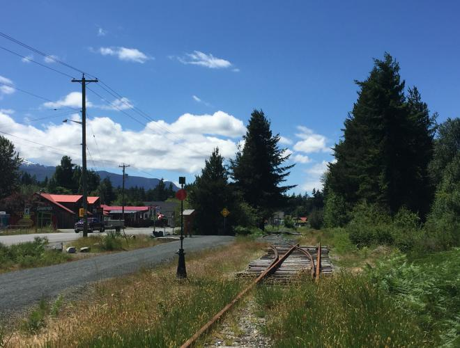 Coombs to Parksville Rail Trail